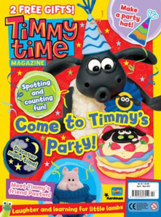 Timmy Time 1/2014