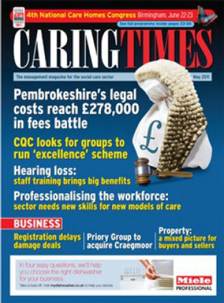 Caring Times 1/2014