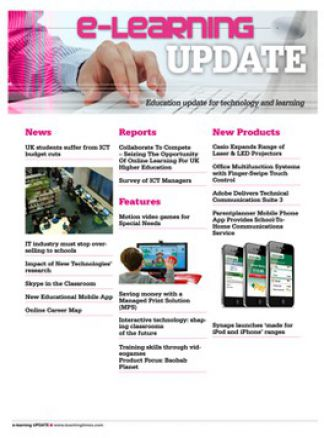e-Learning Update 1/2014