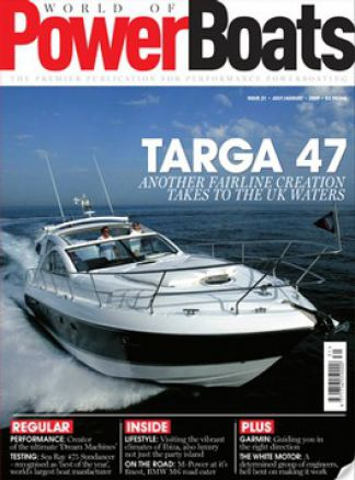 World of PowerBoats 1/2014