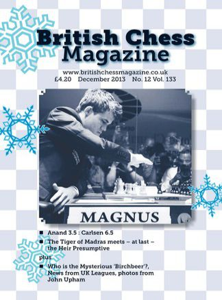 The British Chess Magazine 1/2014