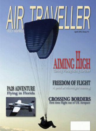 Air Traveller Magazine 1/2014