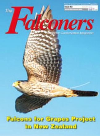 The Falconers & Raptor Conservation Magazine 1/2014