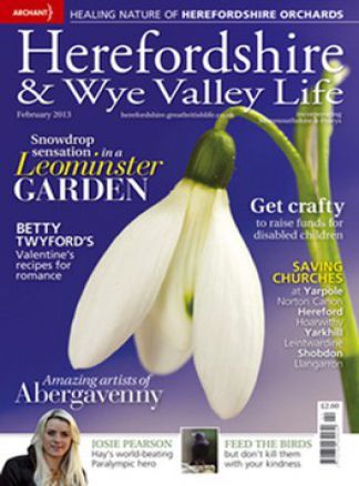 Herefordshire and Wye Valley Life 1/2014