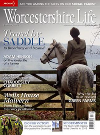 Worcestershire Life 1/2014