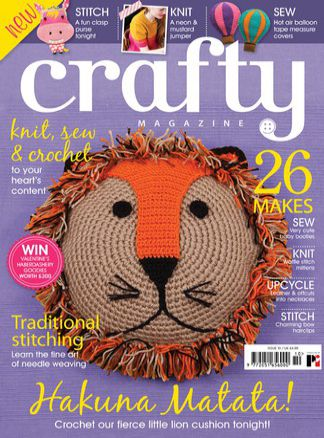 Crafty Magazine 1/2014