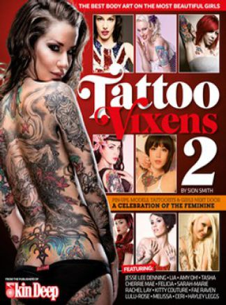 Tattoo Vixens Volume 2 1/2014