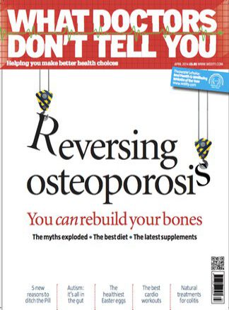 What Doctors Don't Tell You 1/2014