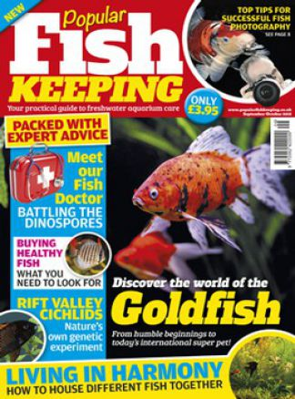 Popular Fishkeeping 1/2014