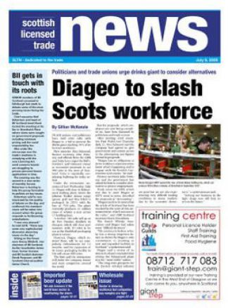 Scottish Licensed Trade News 1/2014
