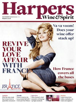 Harpers Wine and Spirit Trades Review 1/2014