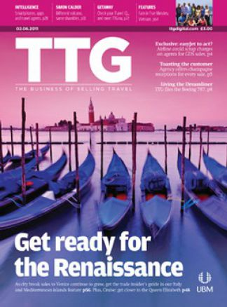 Travel Trade Gazette 1/2014