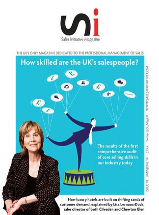 Sales Initiative Magazine 1/2014