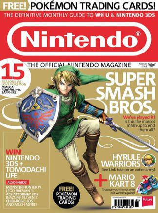 Official Nintendo magazine 2/2014