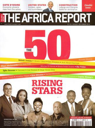 The Africa Report 3/2014