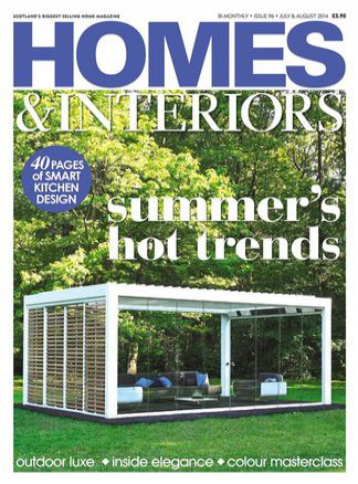 Homes and Interiors Scotland 2/2014