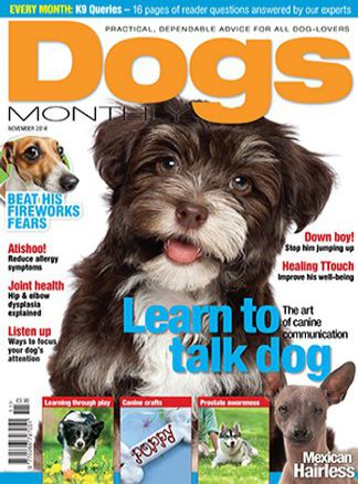 Dogs Monthly 5/2014