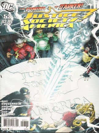 Justice Society of America 2/2014