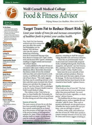 Food & Fitness Advisor 2/2014