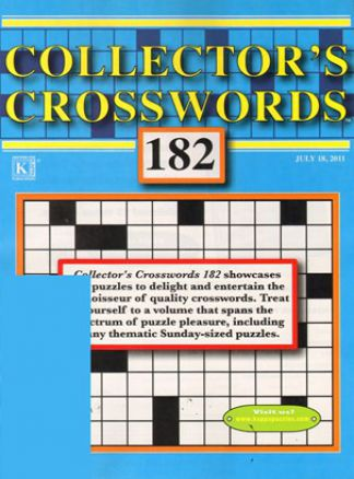 Collector's Crosswords 2/2014