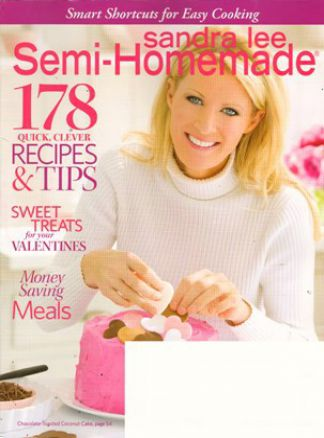 Sandra Lee Semi-Homemade 2/2014