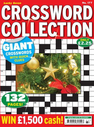 Lucky Seven Crossword Collection 2/2014