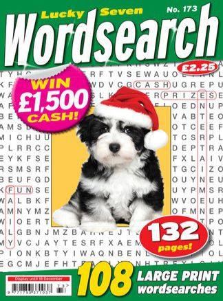 Lucky Seven Wordsearch 2/2014