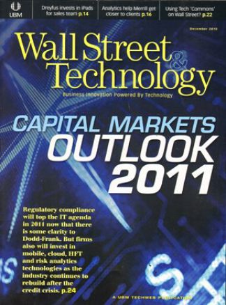 Wall Street & Technology 2/2014