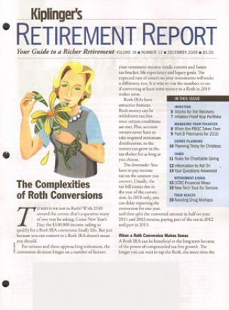 Kiplinger's Retirement Report 2/2014