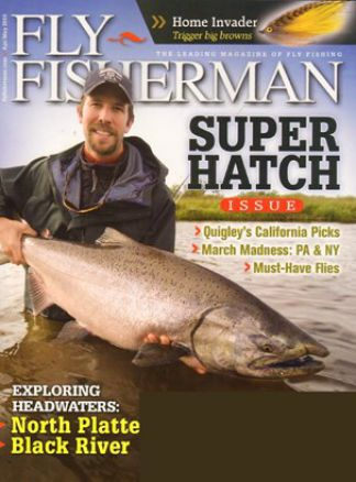 Fly Fisherman 2/2014