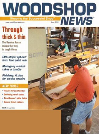 Woodshop News 2/2014