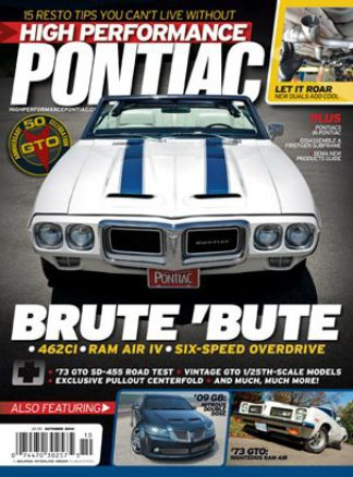 High Performance Pontiac 3/2014