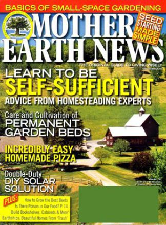 Mother Earth News 2/2014