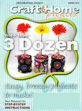 Decorating Digest Craft & Home Projects 2/2014