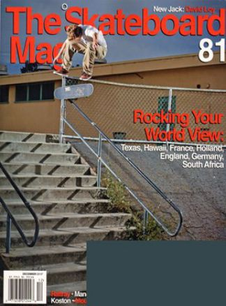 The Skateboard Mag 2/2014