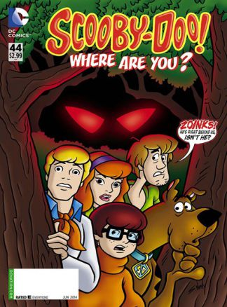 Scooby-Doo,Where Are You? 2/2014