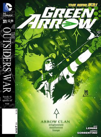 Green Arrow 2/2014