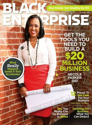 Black Enterprise 1/2015