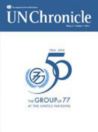 UN Chronicle 1/2015