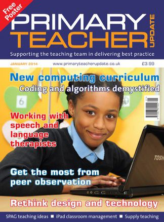 Primary Teacher Update 1/2015