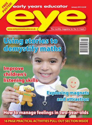 Early Years Educator 1/2015