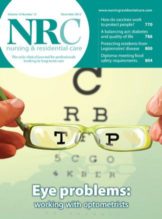 Nursing and Residential Care 1/2015