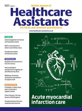 British Journal of Healthcare Assistants 1/2015