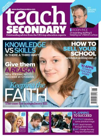 Teach Secondary 1/2015