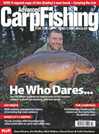 Advanced Carp Fishing 1/2015