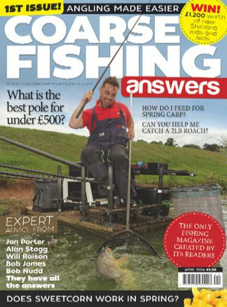 Coarse Fishing Answers 1/2015
