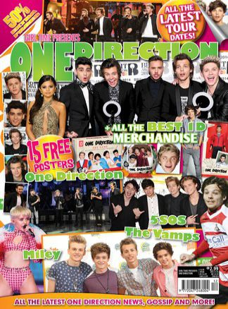 Girl Time presents One Direction 12 1/2015
