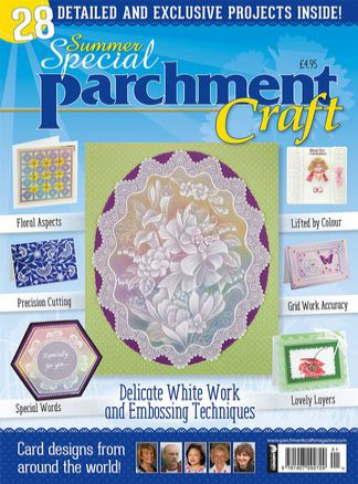 Parchment Craft Summer Special 2014 1/2015