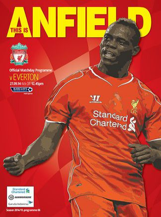 This is Anfield - Official LFC Matchday Programme 1/2015