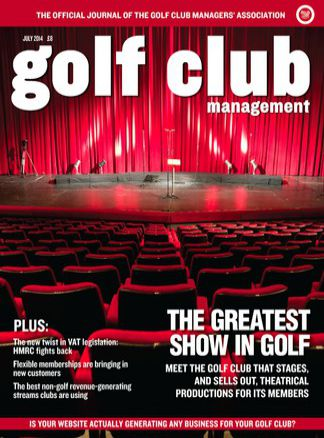 Golf Club Management 1/2015